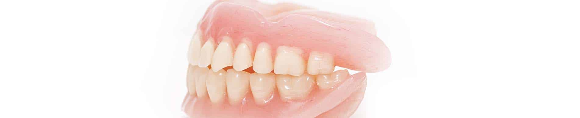 Dentures including repairs and relines