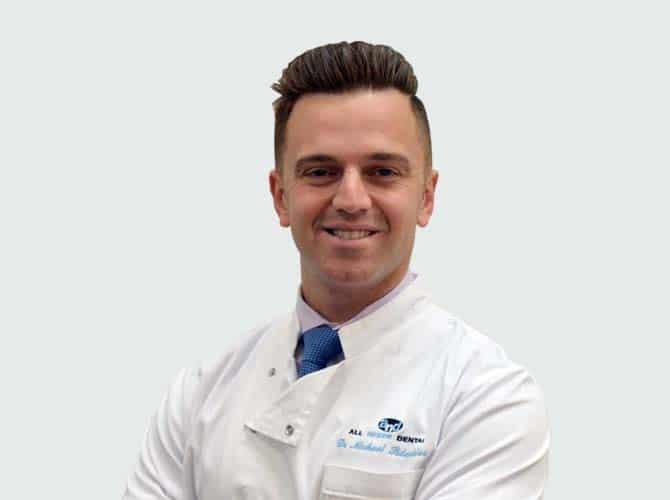 Dr Michael Siderides - dentist Sydney