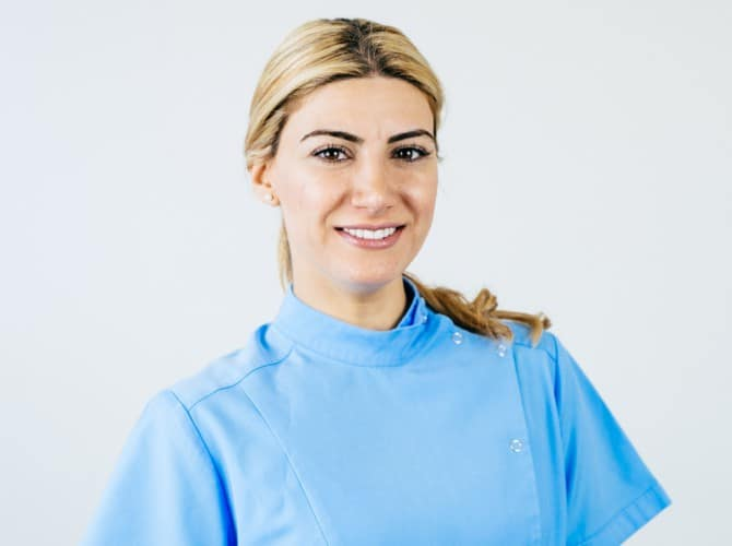 Ms Christy Nakkour - Oral Health Therapist Burwood