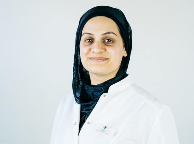 Pakiza Sarwari - all needs dental