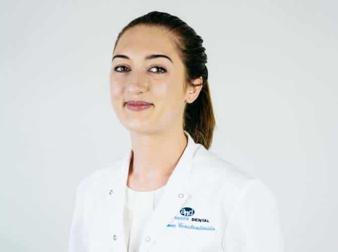 dr anna constantinidis dentist