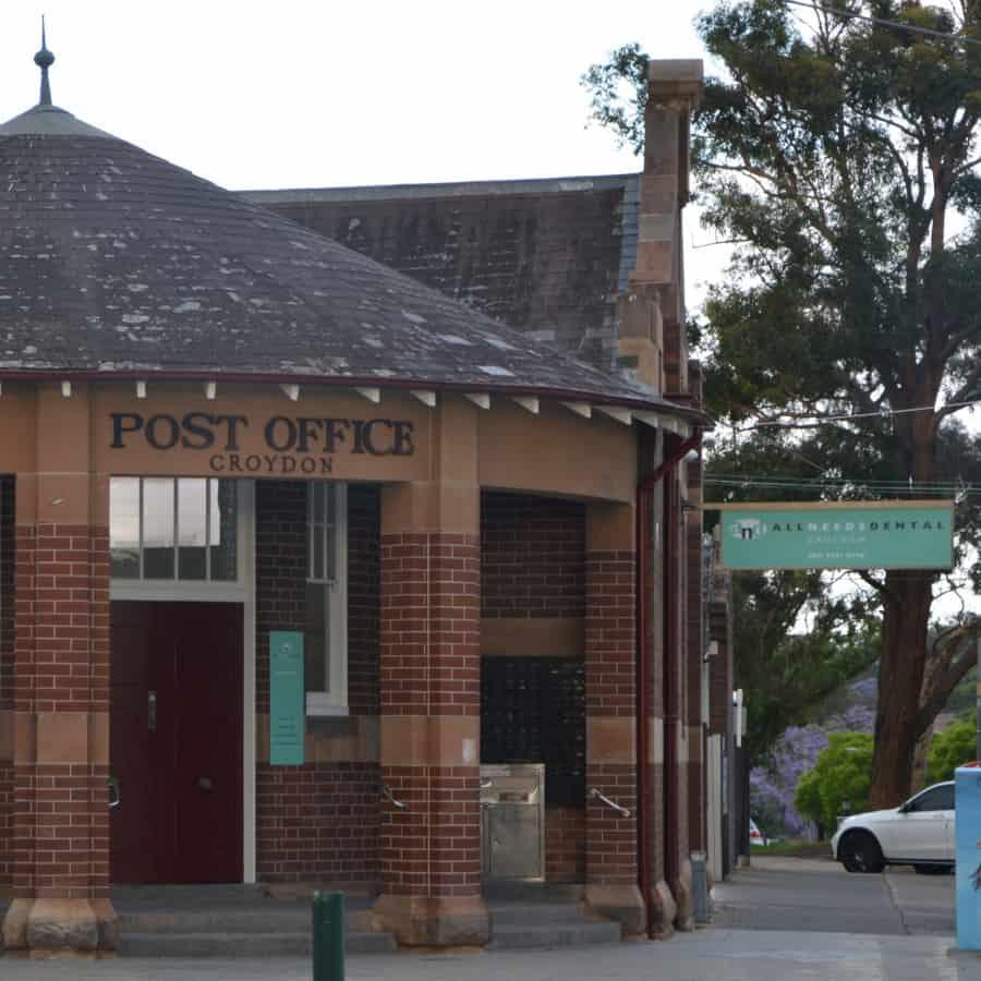 All Needs Dental Croydon NSW from street