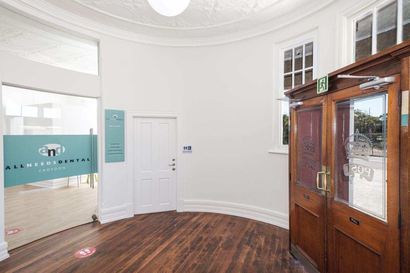 All Needs Dental Croydon foyer